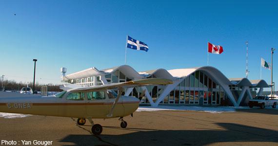 Aéroport de Trois-Rivières
