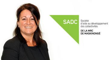 Johanne Lamy, SADC de la MRC de Maskinongé